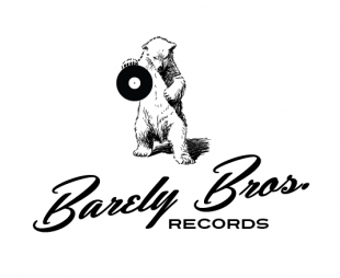 Logo for Barely Bros. Records