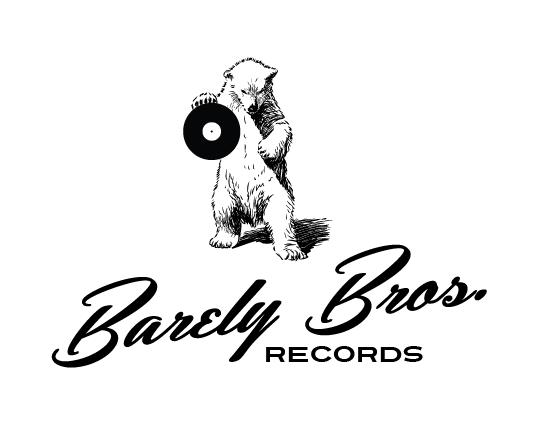 Logo for Barely Bros. Records