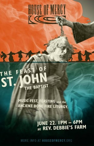 Feast of St. John poster